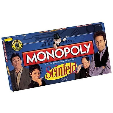 USAopoly Seinfeld Monopoly