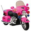 Kidz Motorz 12V Battery Powered Police Motorcycle