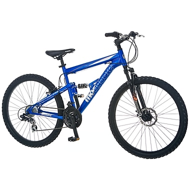Mongoose Men's Vanish Hybrid Bike