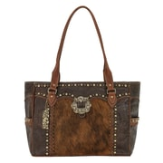 American West Carry on Tote Brindle