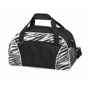 Preferred Nation Zebra 18.5'' Duffel Bag