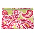 Greendale Home Fashions iPad Cover; Lime Paisley
