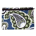 Greendale Home Fashions Kindle Cover; Blue Paisley