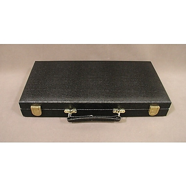 Play All Day Games 300 Chip Attache Case