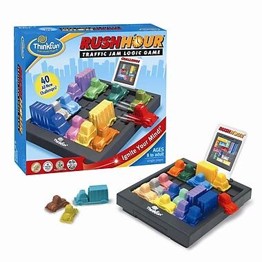 Think Fun Rush Hour - Traffic Jam Logic Puzzle
