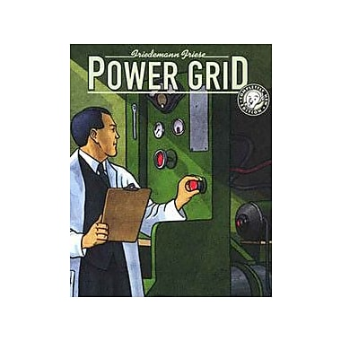 Rio Grande Games Power Grid Board Games