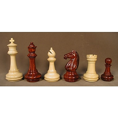 Chopra Meghdoot Bud Rosewood Chessmen