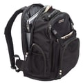 G-Tech by GOODHOPE Bags Techno iPod Backpack; Jet Black