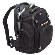 G-Tech Techno iPod Backpack; Jet Black