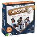 Fundex Games MLB Scrabble Board Game; Detroit Tigers