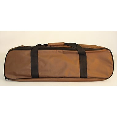 CN Chess Canvas Chess Tote in Brown