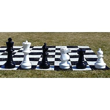 CN Chess Garden Chessmen