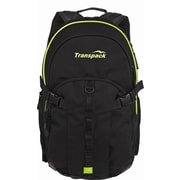 Transpack Classic Series Ridge Tech Backpack; Black/Yellow