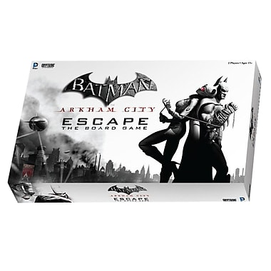 Cryptozoic Batman Arkham City Escape Board Game