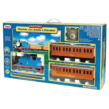 Bachmann Trains Large ''G'' Scale Thomas Large Scale Train Set