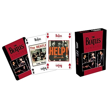 Aquarius Beatles Singles  Playing Cards