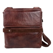 Dr. Koffer Fine Leather Accessories Rustic Suede Shoulder Bag