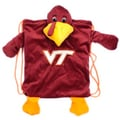 Forever Collectibles Pal Backpack; Virginia Tech