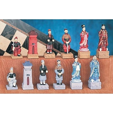 CHH Qin Terra Cotta Army Chessmen