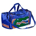 Forever Collectibles NCAA 11'' Travel Duffel; University of Florida Gators