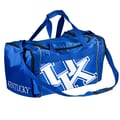 Forever Collectibles NCAA 11'' Travel Duffel; University of Kentucky Wildcats
