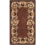 Safavieh Naples Assorted Brown Area Rug; 2'6'' x 4'6''