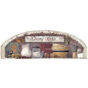 York Wallcoverings Portfolio II Trompe L oiel Arched Window Accent Wall Mural