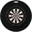 Dart-Stop Pro Series 29'' Round Backboard in Black; Black