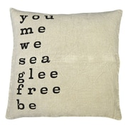 Sugarboo Designs You Me We Pillow