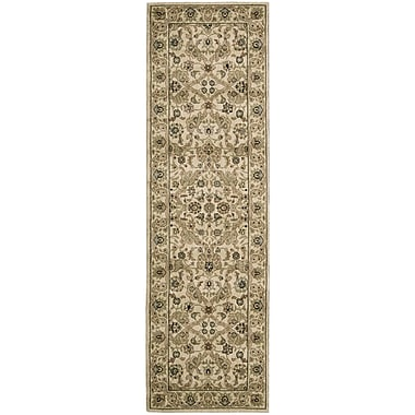 Kathy Ireland Home Gallery Lumiere Royal Countryside Beige Area Rug; Runner 2'3'' x 7'9''