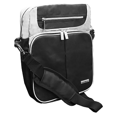 Olympia Messenger Bag; Black