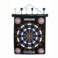 Rico Industries MLB Dart Board Set; Chicago Cubs