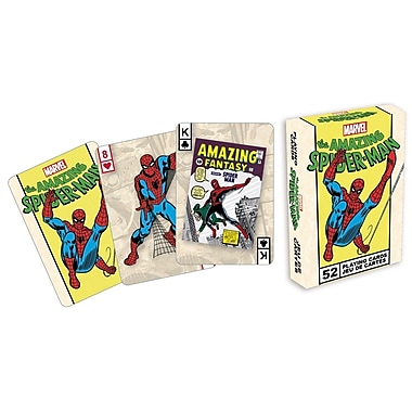 NMR The Amazing Spiderman Playing Cards