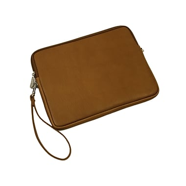 Piel iPad Sleeve; Saddle