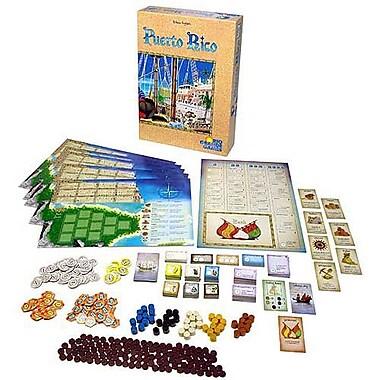 Rio Grande Games Puerto Rico Board Games