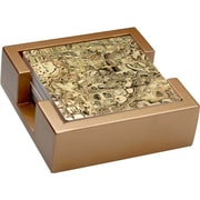 Thirstystone 5 Piece Gold Nuggets Collegiate Coasters Gift Set