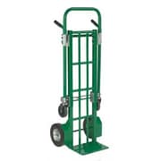 Wesco Mfg. E-Convertible Two-In-One Hand Truck