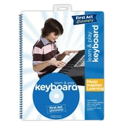 First Act Learn and Play Keyboard Book with CD