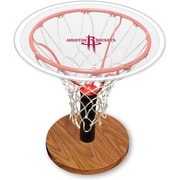Spalding NBA Table with Decal; Houston Rockets