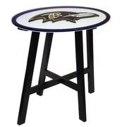 Fan Creations NFL Pub Table; Baltimore Ravens