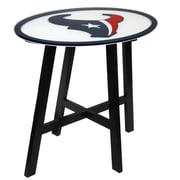 Fan Creations NFL Pub Table; Houston Texans
