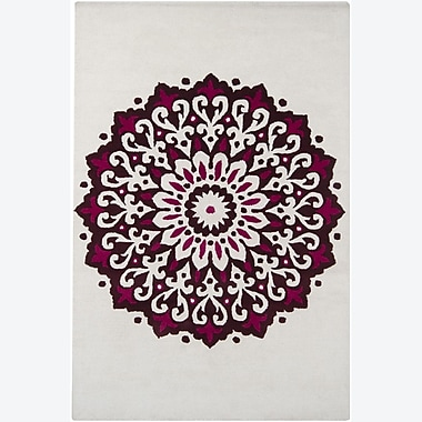 Chandra INT Abstract Area Rug; 7'9'' x 10'6''
