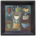 Thirstystone Coffee Cup Ambiance Coaster Set (Set of 4)