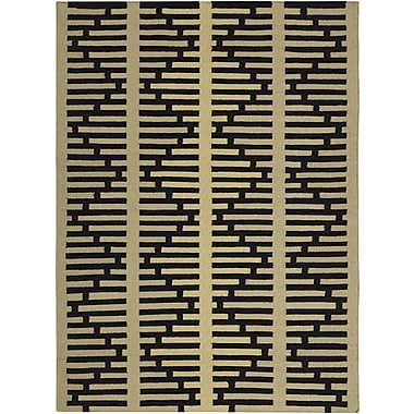Chandra Lima Abstract Rug; 5' x 7'