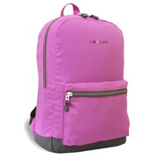 J World Lux Laptop Backpack; Orchid