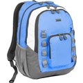 J World Willow School Laptop Backpack; Skyblue