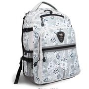 J World Cloud Laptop Backpack; White