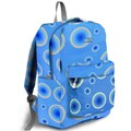 J World Ivy Campus Backpack; Blue