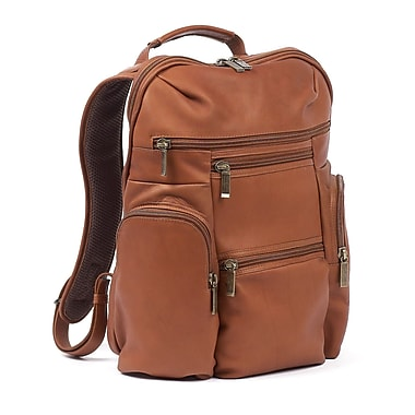 Claire Chase Laguna Backpack; Saddle