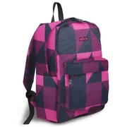 J World Oz Campus Backpack; Pink